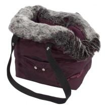 Winter Bag - Dark red/Aubergine