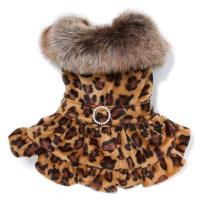 Leopard Dress Coat