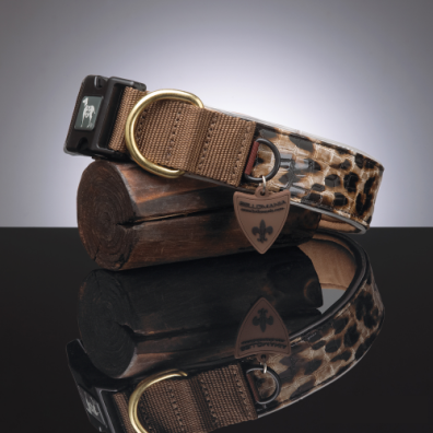LEVIN LEOPARD - COLLAR