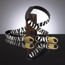 ZUKO ZEBRA - ADJUSTABLE LEASH