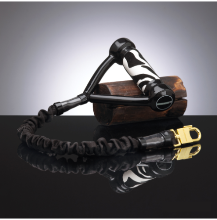 ZUKO ZEBRA ANTI-SHOCK LEASH