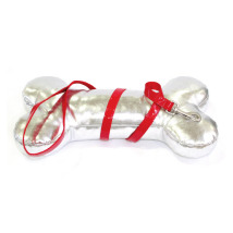 GLOSSY LEASH RED CM.120X20MM