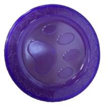 Frisbee Purple TPR-rubber Purple