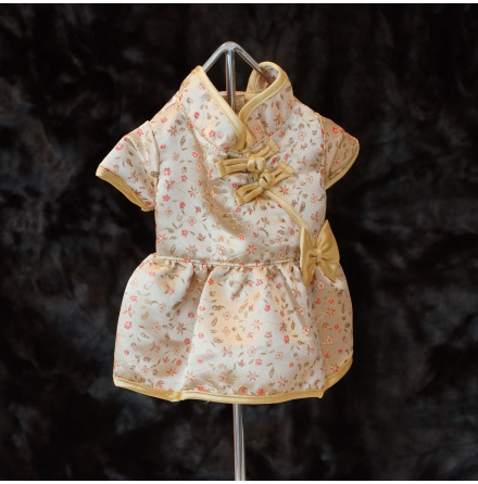 Special Occasion Gold dress