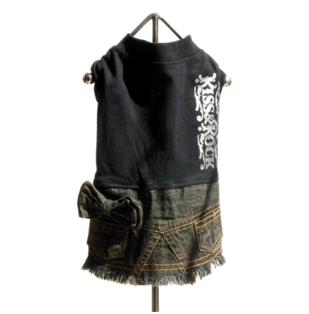 Kiss&Rock tee Dress