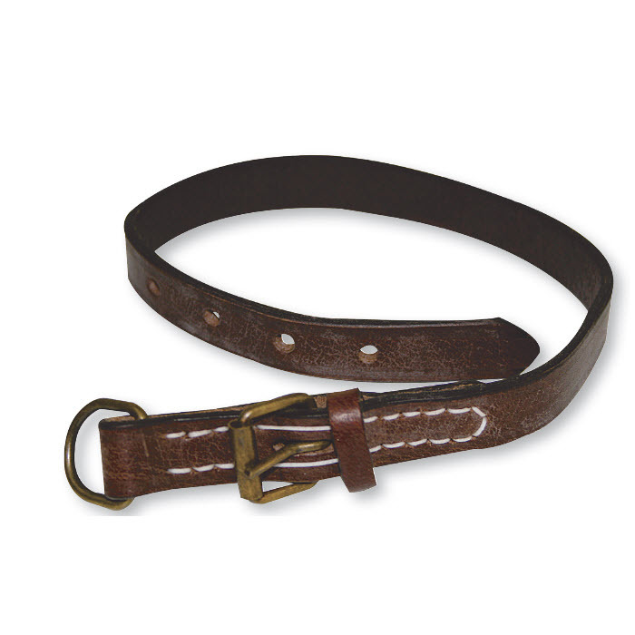 COUNTRY STYLE BROWN COLLAR