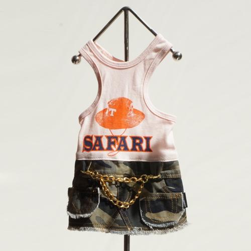 Safari Dress