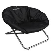 Dog Chair soft Art Leather - Black