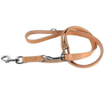 TRAINING LEATHER LEASH