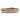 Necklace Nappa w soft studs - Tan