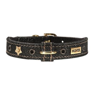 Necklace Nappa Jeans - Black