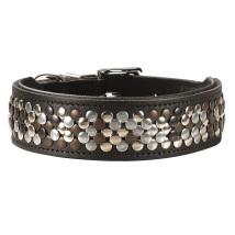 Collar Arizona Black Softleather