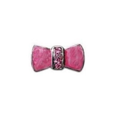 Charm Bow - Pink