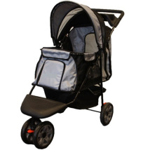 Buggy Max weight: 12,5KG - Black/Silver