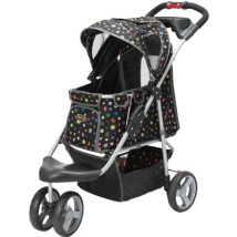 Buggy Max weight: 20KG - Black Paw