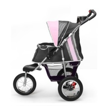 Buggy Comfort Air Max W:25KG - Grey/Pink