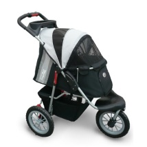 Buggy Max weight: 25KG - Black/Silver Grey