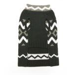 Grey Alpine Sweater