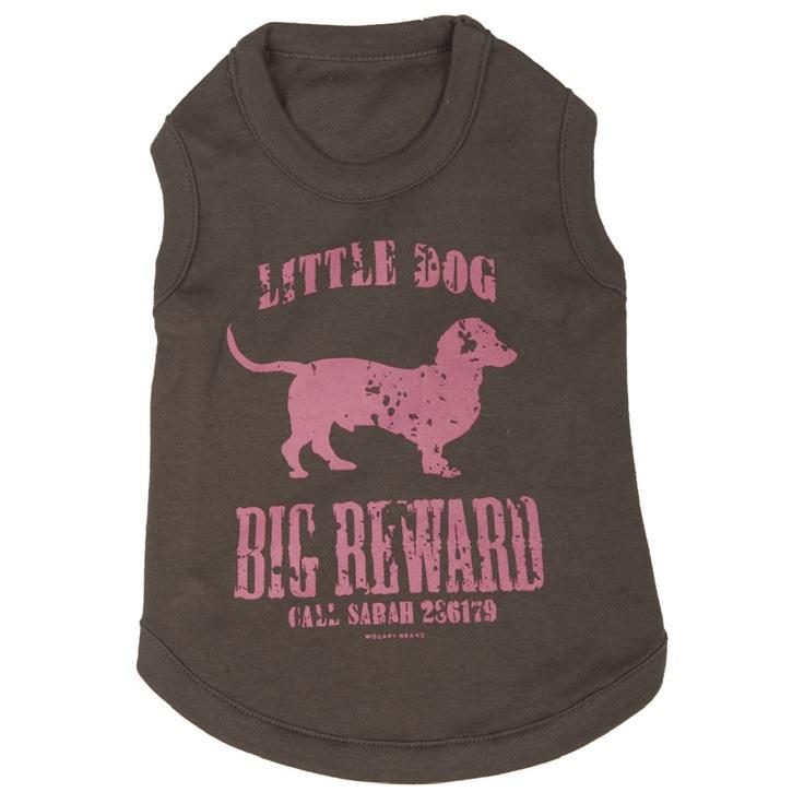 T-Shirt Reward Brown