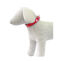 GLOSSY COLLAR IN RED - ADJUSTABLE