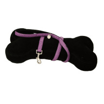 SOFT LEASH PURPLE