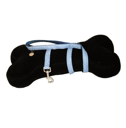 SOFT LEASH LIGHT BLUE