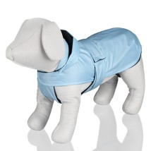Rain Coat w fleece - Light Blue