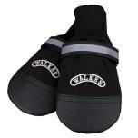 Black Shoe with soft fleece inside 2pcs