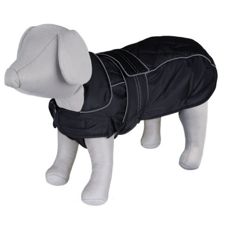 Pug/bulldog coat - Black