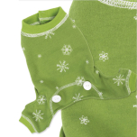 Green Dog pyjamas
