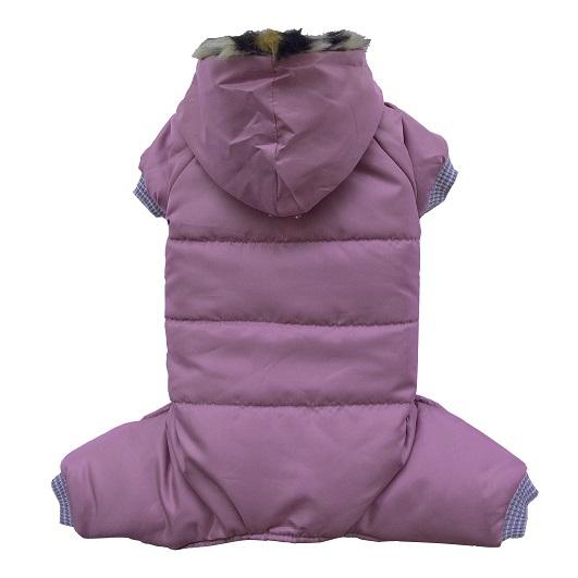 4 legs pink hoodie
