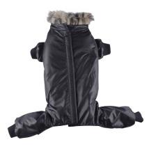 Black jacket 4 legs