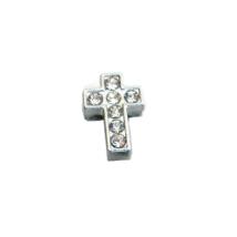 Charm Cross - White