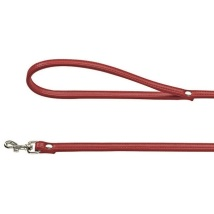 Leash Nappa - Red