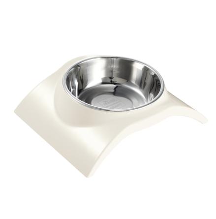Modern Melamine Bowl - White