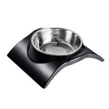 Modern Melamine Bowl - Black
