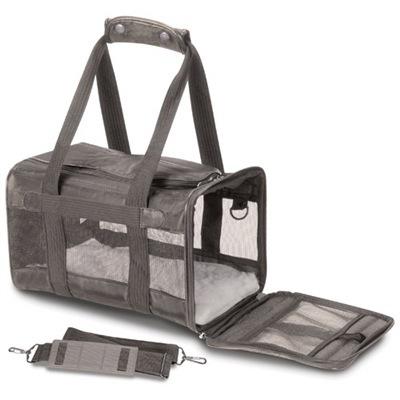 DELUXE Travel Bag - GREY