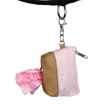 Poobag Holder Bone - Pink
