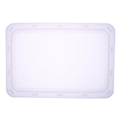 Tray/Mat Bone - Clear (no logo on the tray)