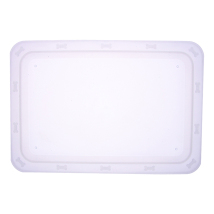 Tray/Mat Bone - Clear