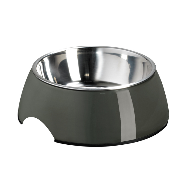 Bowl Grey Stainless