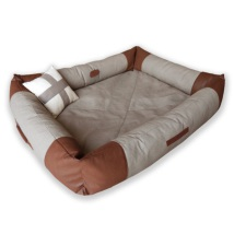 Classic Canvas Bed
