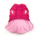 Pink Lady Pearl Fleece Coat 27cm