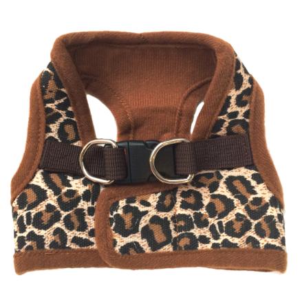 Harness Vest Leopard