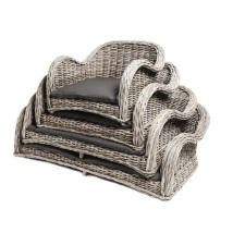Rattan Armchair Sofa