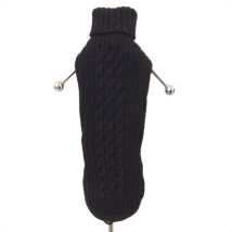 Cortina merino sweater - Black