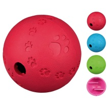 Snacks ball rubber