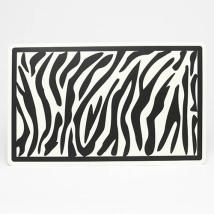 Placemat - Zebra