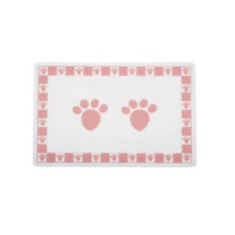 Placemat - Pink Paw