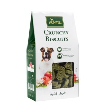 Dog Treat Crunchy Biscuits Apple